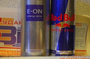 алкоэнергетик, Red bull, energy drink