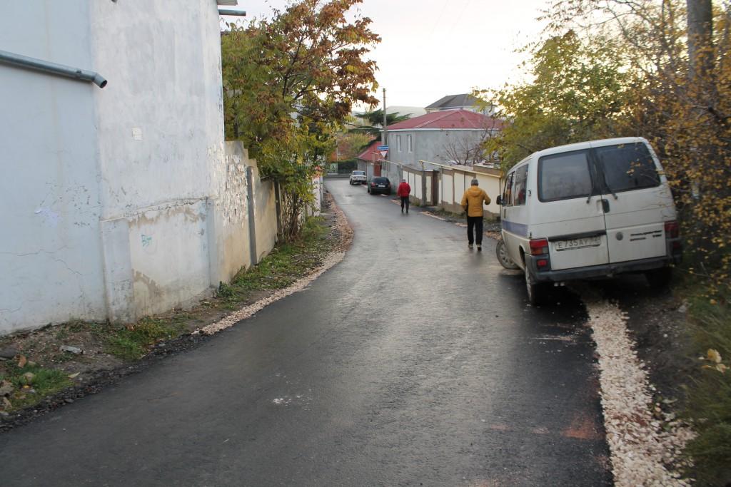 улица Князева (после ремонта)