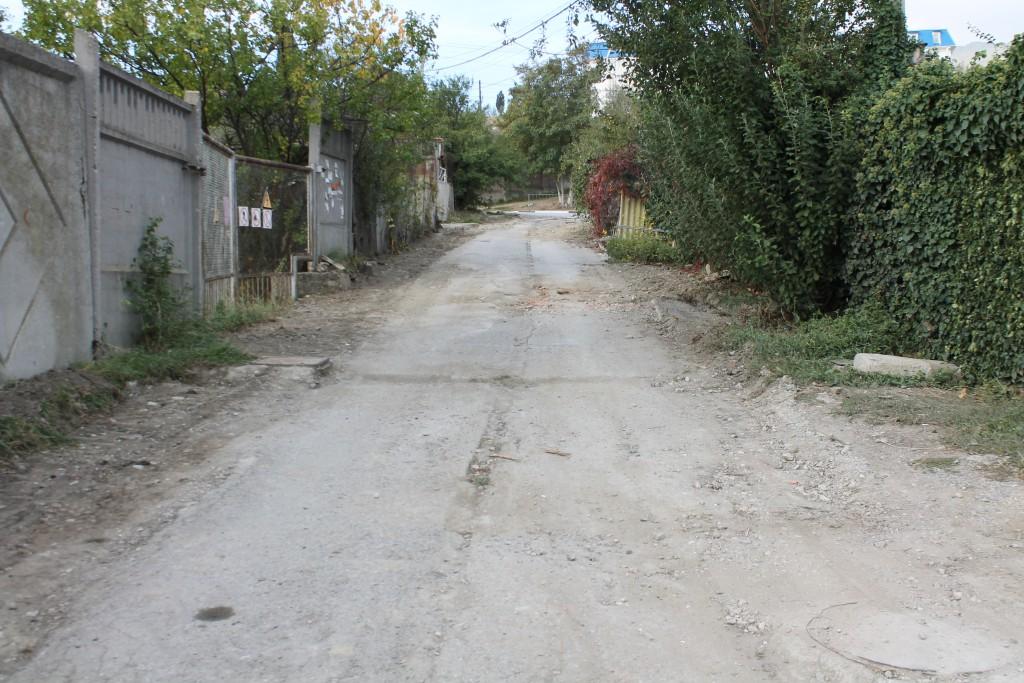 улица Савельева (до ремонта)