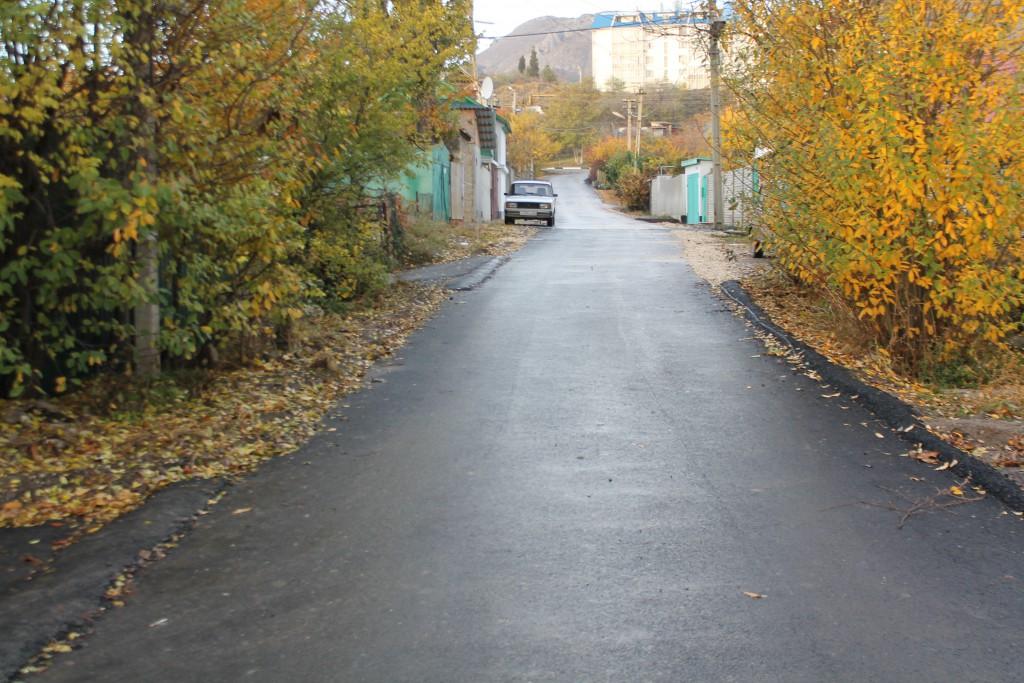 улица Савельева (после ремонта)